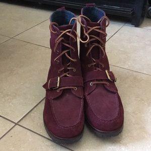 polo boots purple - 51% OFF - tajpalace.net